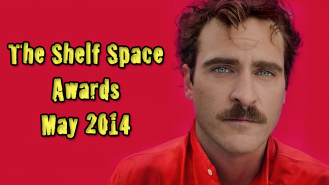 The Shelf Space Awards May 2014