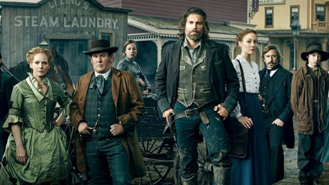 Hell on Wheels Season 4 Preview