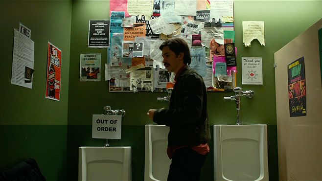 Tusk Justin Long Urinating