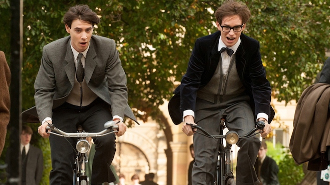 TIFF 2014 Review: 'The Theory of Everything'