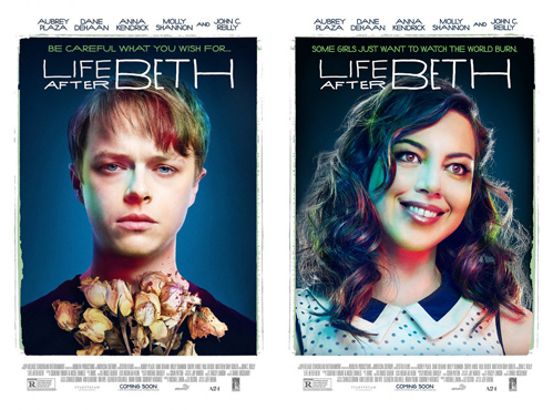 Life After Beth Posters