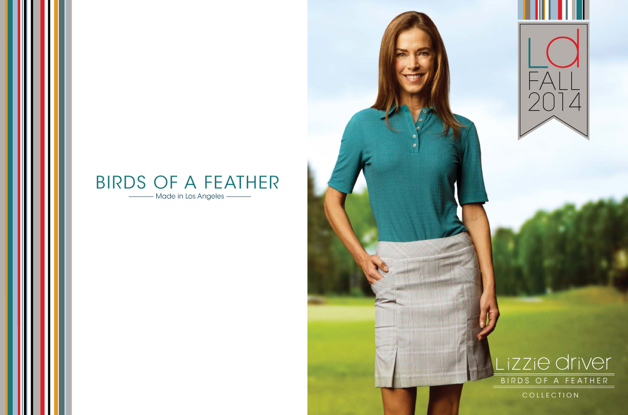 Lizzie Driver AW14 Birds of a Feather - Horizontal