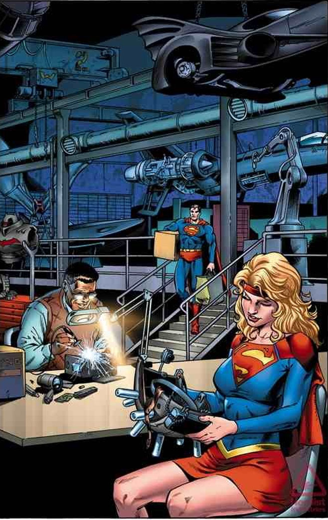 Adventures of Superman Convergence