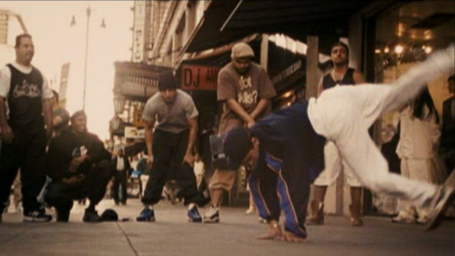 Step Up 2 The Streets Jam Session Memories