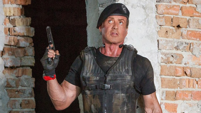 Interview: Sylvester Stallone Promises R-Rated Expendables 4