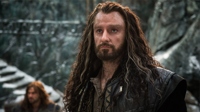 Richard Armitage Thorin Oakenshield The Hobbit The Battle of the Five Armies