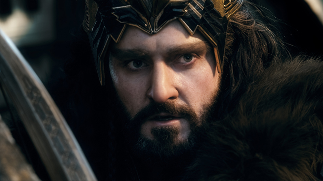 The Hobbit The Battle of the Five Armies Thorin Oakenshield Richard Armitage