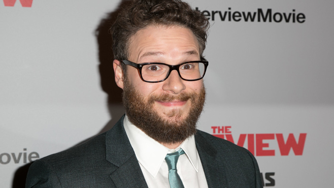 Los Angeles premiere of 'The Interview'