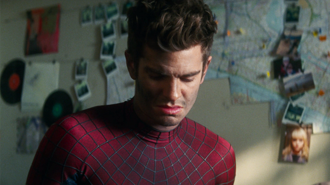 Worst Movies of 2014 Amazing Spider-Man 2