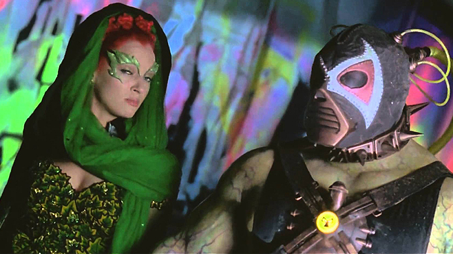 Michael Keaton Says He Bailed on Batman Forever Because