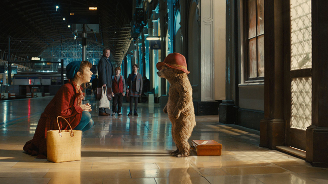 Paddington Sally Hawkins Ben Whishaw