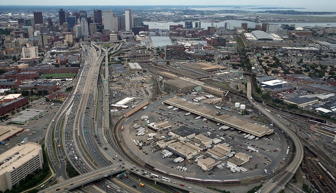 Olympic Proposal Adds To Worries At Boston Food Complex