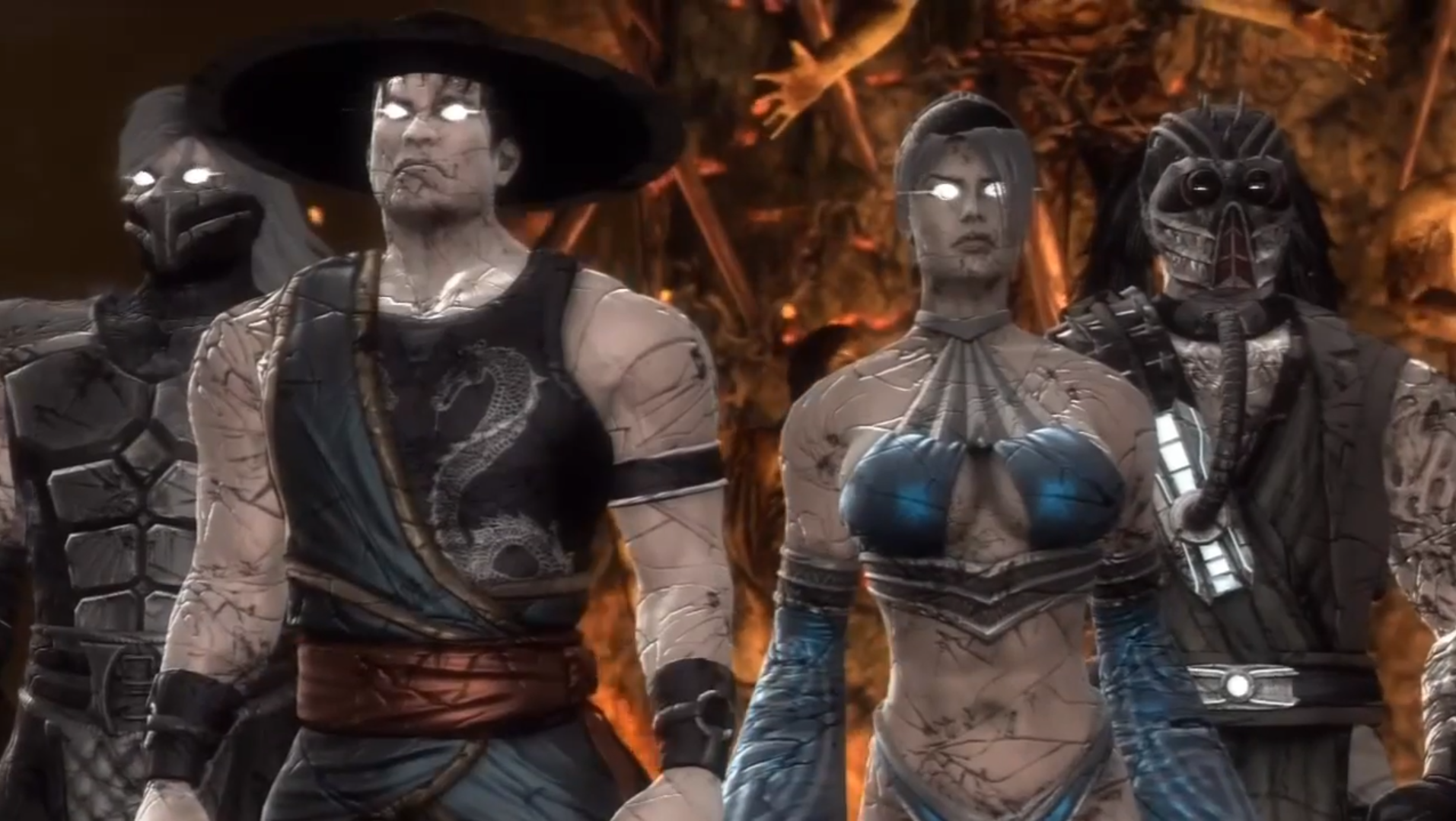 What Kitana S Announcement Means For Mortal Kombat X Mandatory