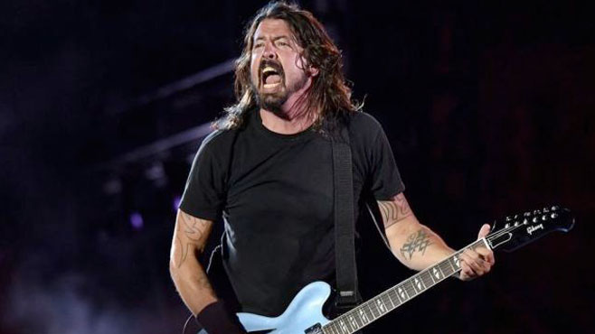 Foo Fighters Live In Sydney/ Photo: Paul Cush