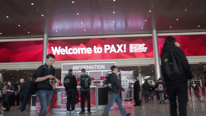 PAXEast2015Welcome