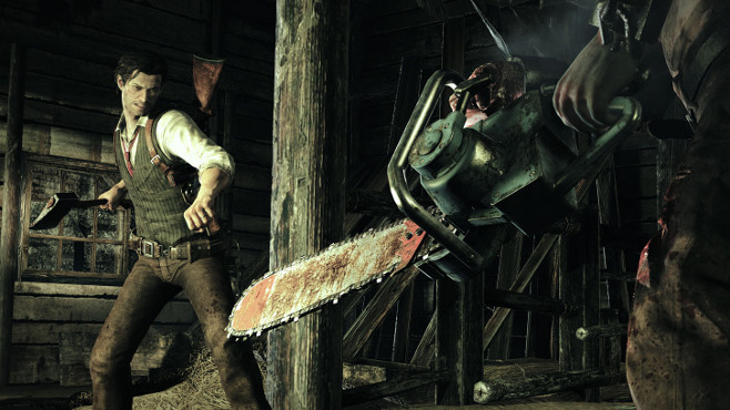 The Evil Within is the Most Underrated Survival Horror Game