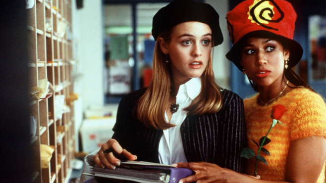 Clueless Alicia Silverstone Stacy Dash