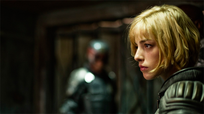 Dredd Olivia Thirlby Female Expendables