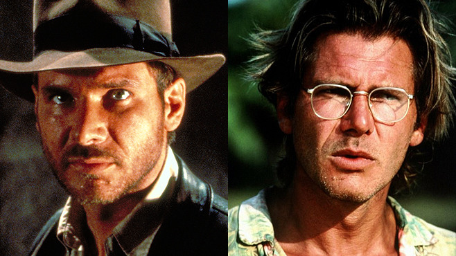 the best harrison ford movies list