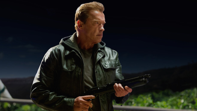 Arnold Schwarzenegger terminator genisys source official website