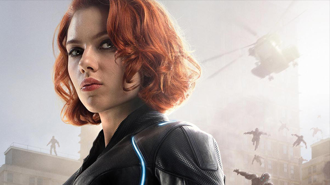 Avengers Age of Ultron Black Widow Scarlett Johansson Sexism