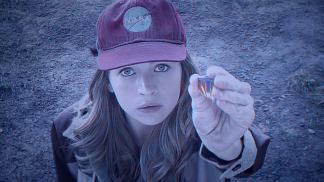 Tomorrowland Britt Robertson
