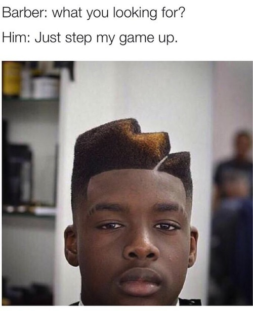 The 25 Funniest Barber Memes Mandatory