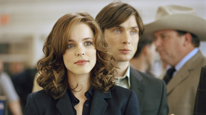 Red Eye Rachel McAdams Cillian Murphy