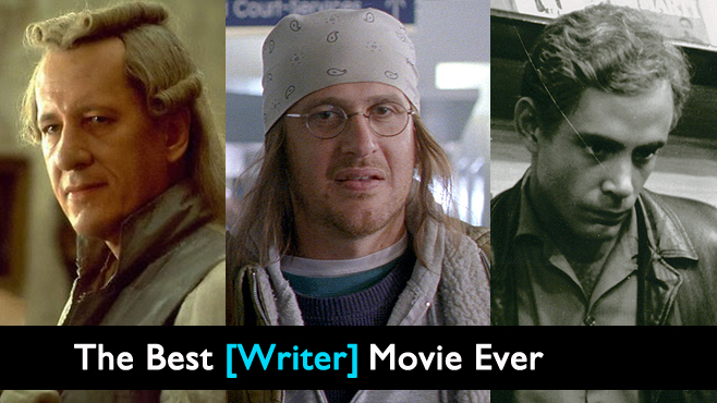 The Best Movie Ever Movies About Writers