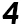 numbers 4