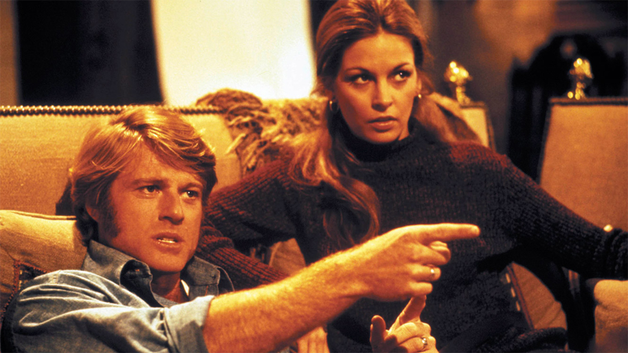 The Candidate Robert Redford