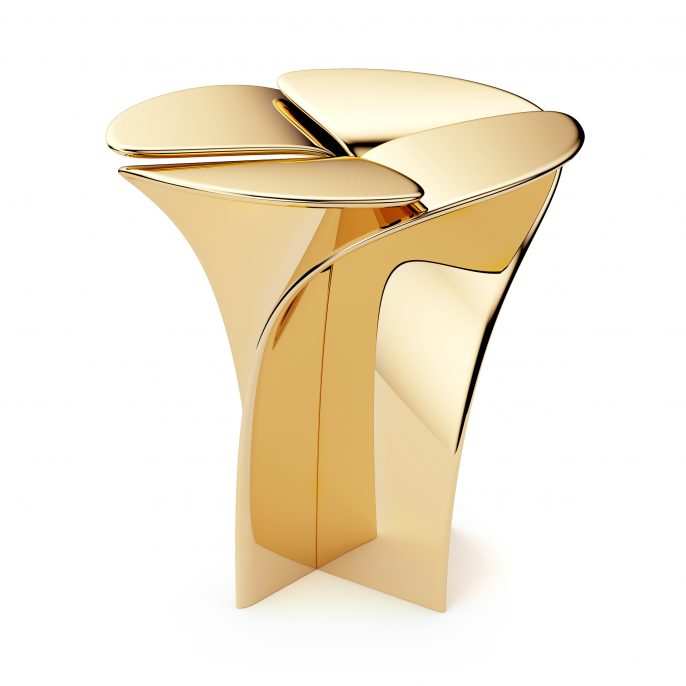 Blossom Stool for Louis Vuitton Objets Nomades