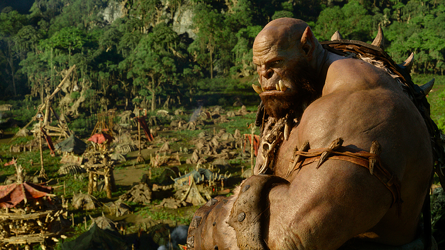 Warcraft Movie 2015 Orcs