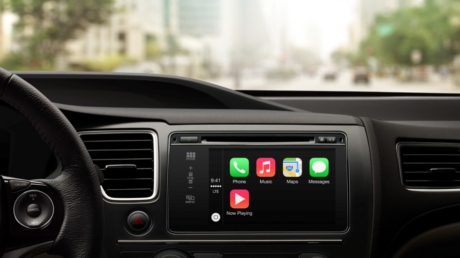 AppleCarPlay