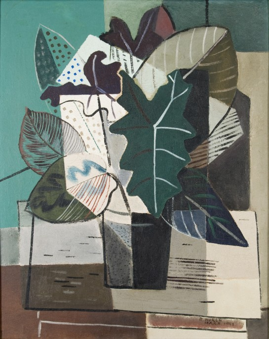 Burle Marx_Still Life with Philodendron I