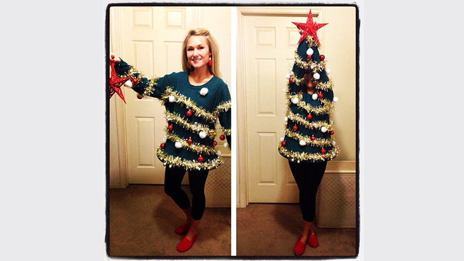 How To Make Ugly Christmas Sweater Ideas