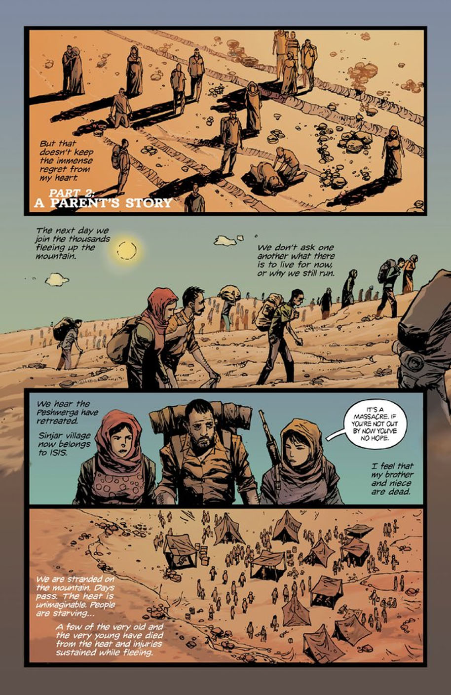Liviing Level 3 Iraq Chapter 2 Page 3