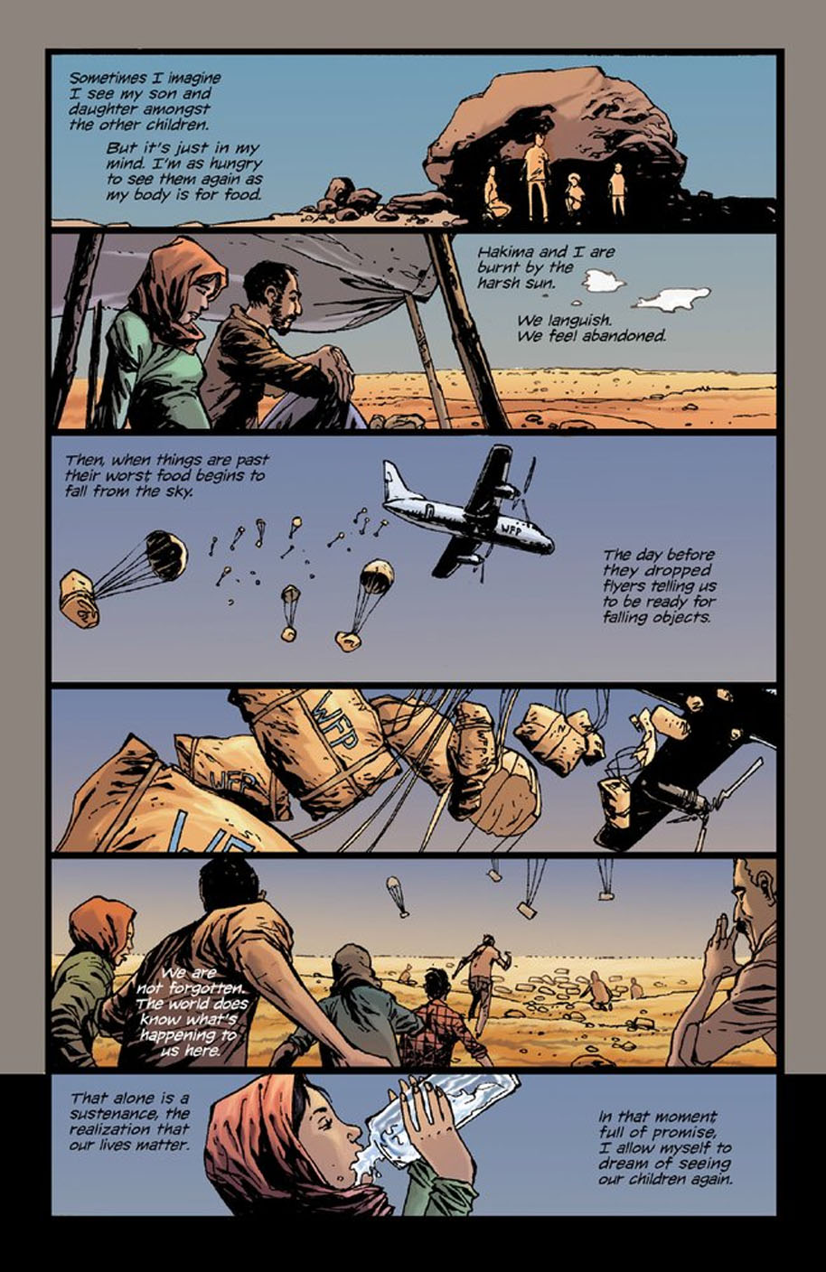 Liviing Level 3 Iraq Chapter 2 Page 4