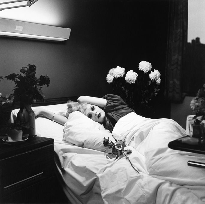 Peter Hujar Candy Darling on her Deathbed, 1973 digital pigment print 20 x 16 inches 50.8 x 40.6 cm Edition 2 of 10 (from an edition of 10) numbered on verso in pencil; archive stamp verso in ink; signed verso in pencil by Stephen Koch, for the Peter Hujar Archive; signed verso in pencil, and print made by Gary Schneider