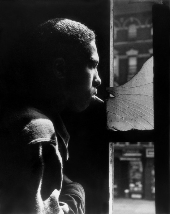 Gordon Parks, Red Jackson, Harlem, New York, 1948.