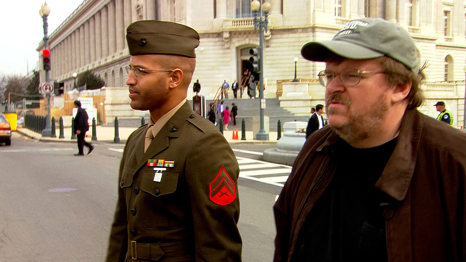 43. Fahrenheit 9/11 - The Best Political Movies