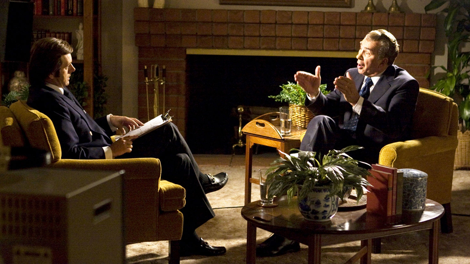 50. Frost/Nixon - The Best Political Movies