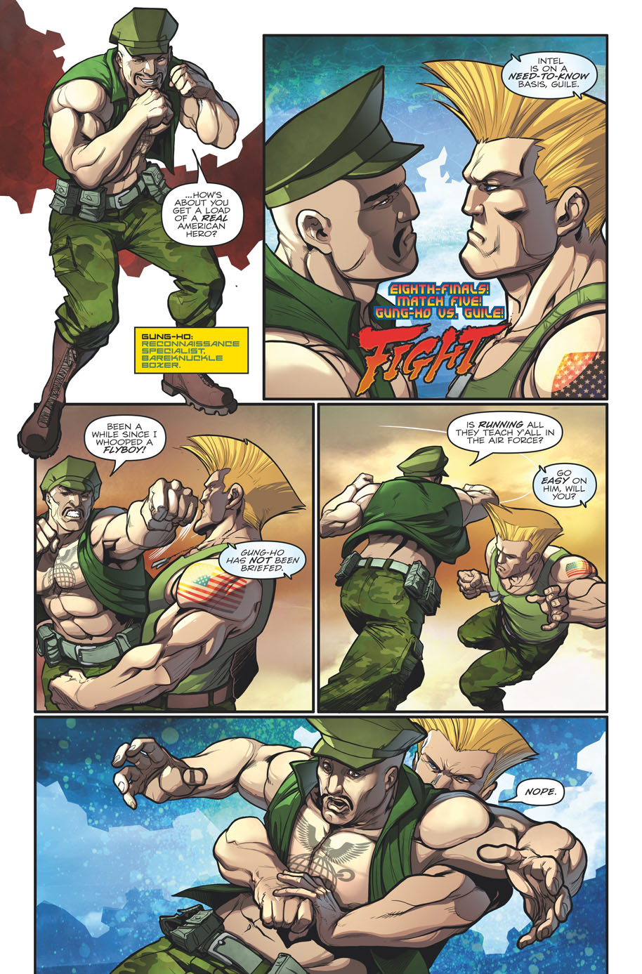 Street Fighter x G.I. Joe _#2_page_2_color_EmilioLaiso