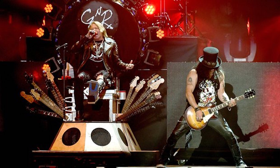 Coachella Highlights: Guns n' Roses Rev Up to Legendary, Run