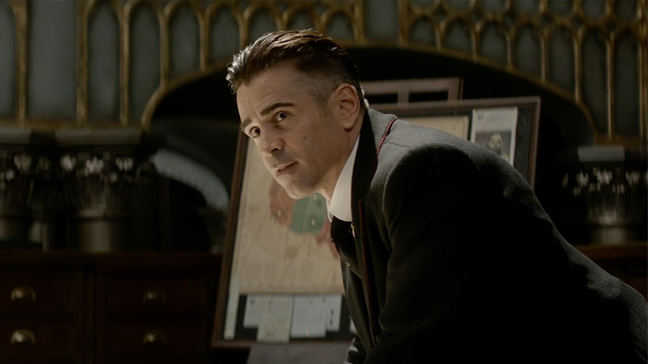 Fantastic Beasts and Where to Find Them Colin Farrell