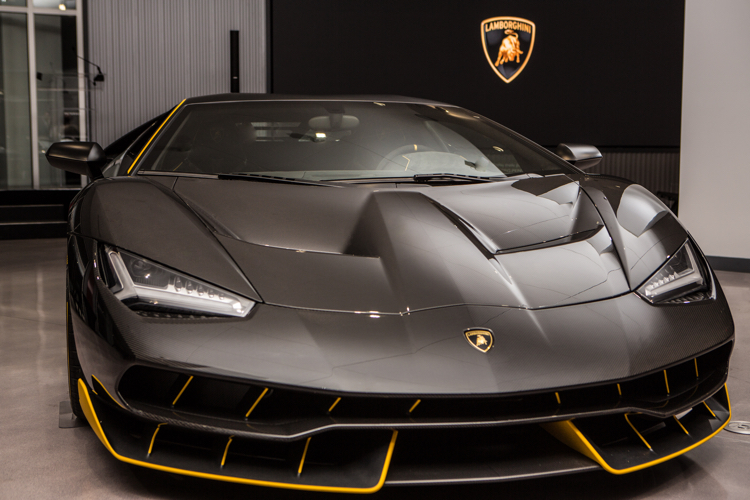 Lamborghini Introduces Very Limited Edition Centenario Supercar