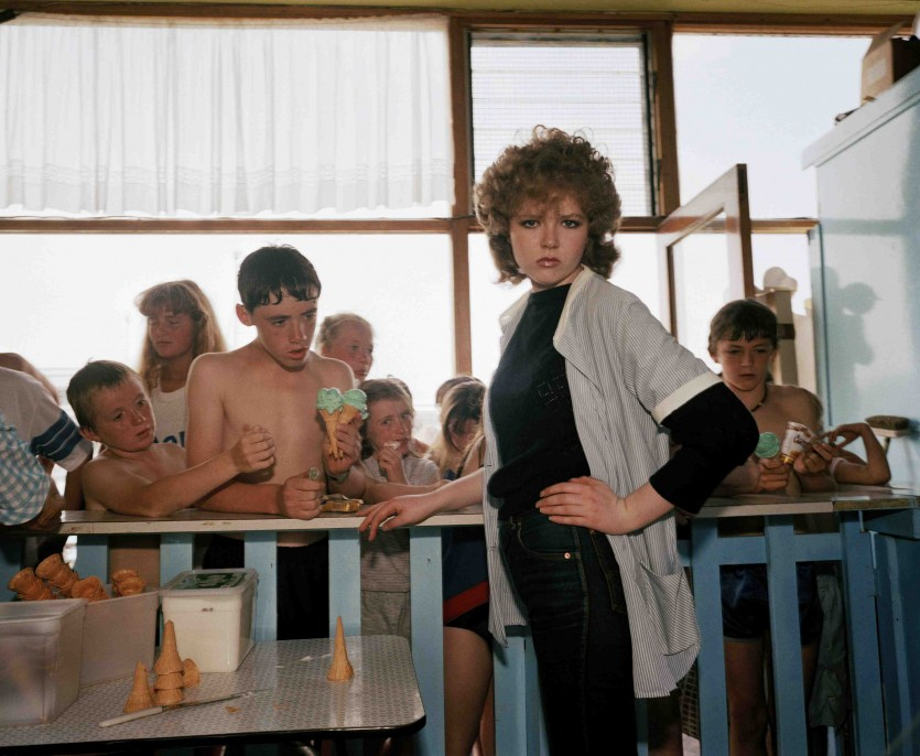 New Brighton. From 'The Last Resort'. 1983-85 copyright Martin Parr / Magnum Photos image courtesy of Beetles + Huxley