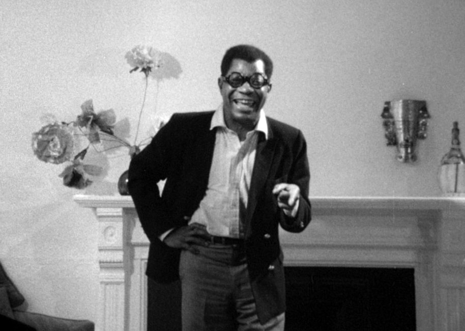 Shirley Clarke, Portrait of Jason (film still), 1967, 35mm film transferred to digital file (black and white, sound, 105 min.), Courtesy of Milestone Films