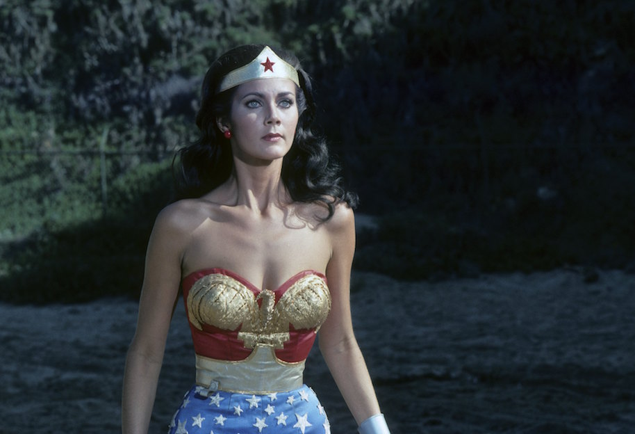 "WONDER WOMAN - ""Formula 407"" - Airdate: January 22, 1977. (Photo by ABC Photo Archives/ABC via Getty Images)LYNDA CARTER"