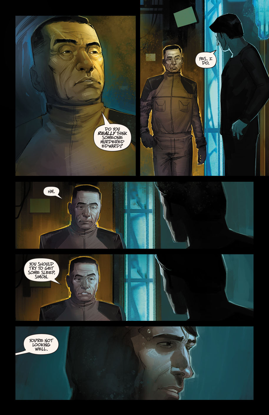 Hadrian's Wall 3 page 4